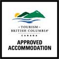 Tourism British Columbia, Approved Accomodation
